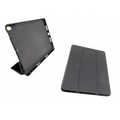 CZARNE etui zamykane (książkowe) do tabletu CZARNY pokrowiec zamykany (etui książkowe) Apple iPad Air 3 10.5 2019
