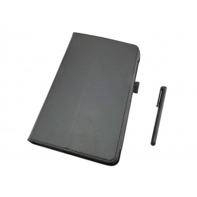CZARNE etui do tabletu Samsung Galaxy Tab A 8.0 T290 T295 T297 2019