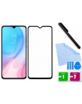 Zaokrąglone szkło hartowane 3D do telefonu  Xiaomi CC9 - w dobrej cenie, 9h, tempered glass