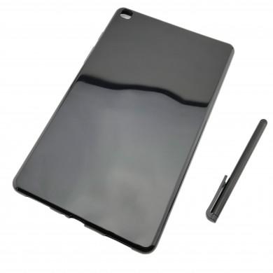 CZARNE etui silikonowe na tablet Samsung Galaxy Tab A 8.0 SM-T290 T295 T297 2019