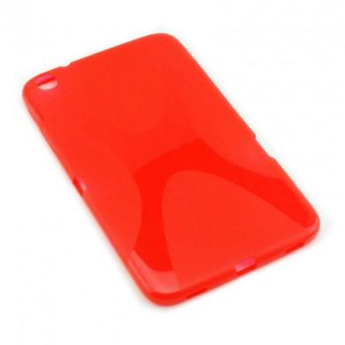 Dedykowane, silikonowe etui (plecki) do tabletu Samsung Galaxy Tab 3 8.0 (SMT310/T311/P8200/P8210) – kolory