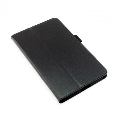 Dedykowane etui do tabletu LG G Pad 8.0 V480 / V490 – czarne, dopasowane, książkowe