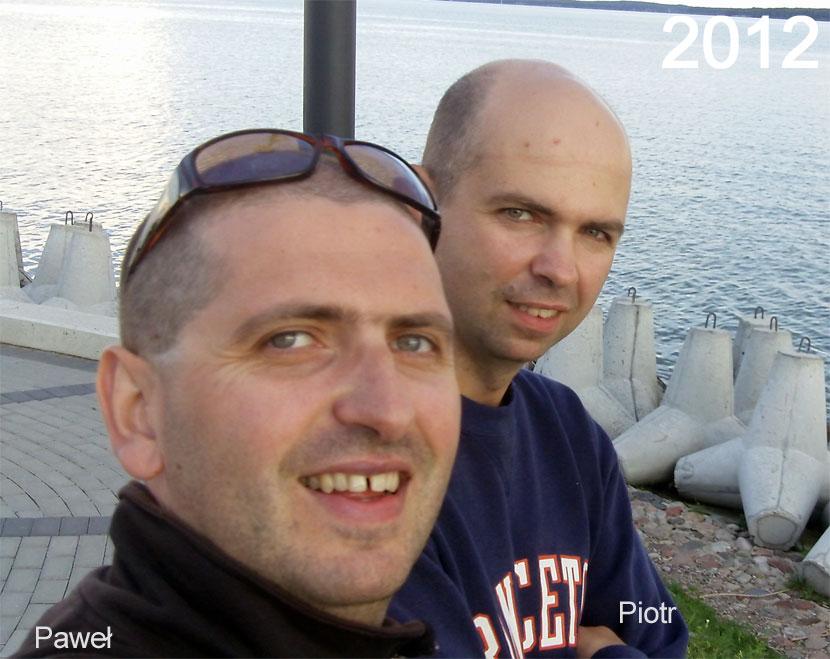 Piotr i Paweł Krzyworączka - bracia w biznesie